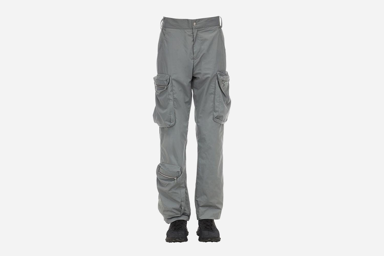 Multi Pocket Pants
