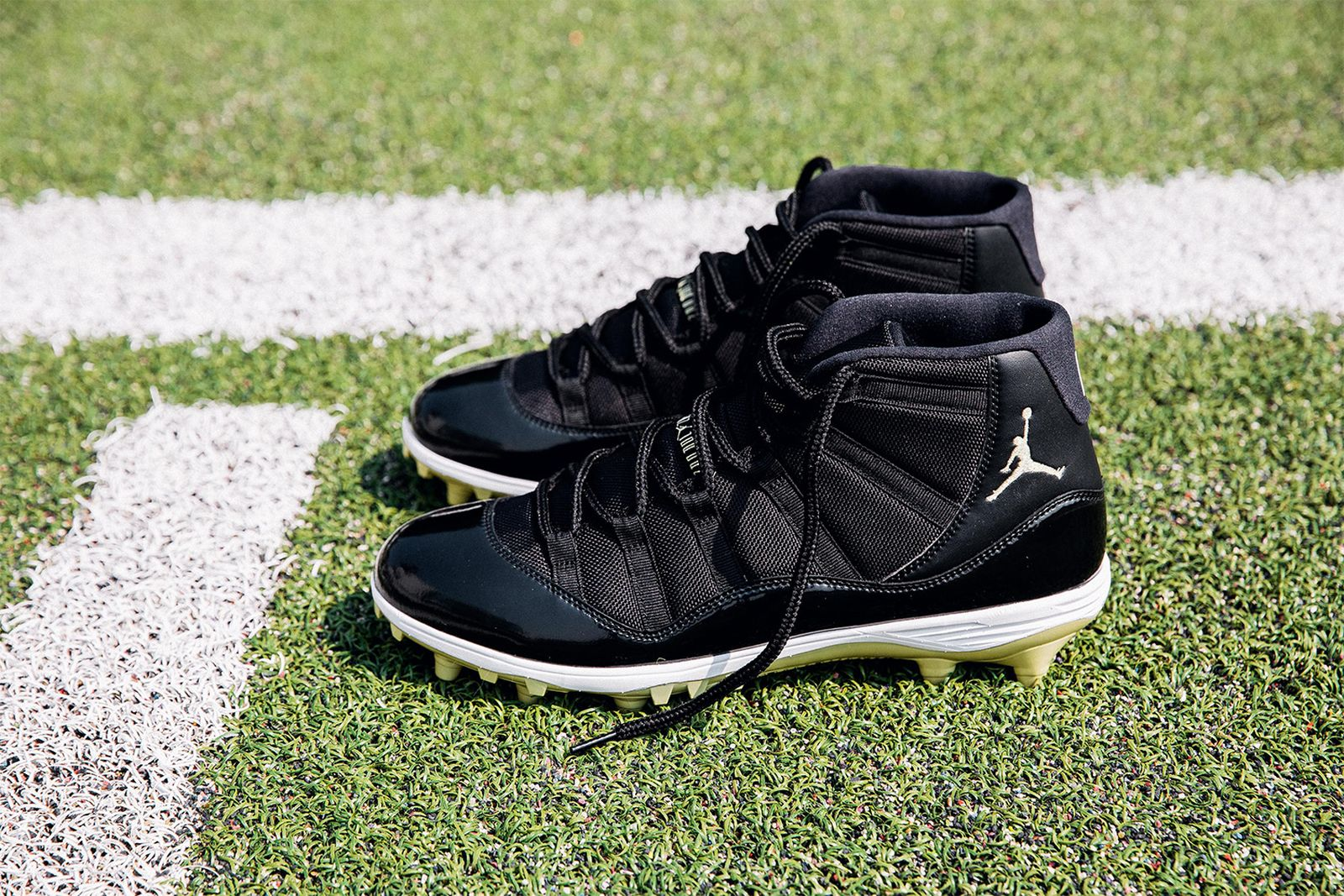 jordan nfl cleats Air Jordan 11 Cleat Nike jordan brand