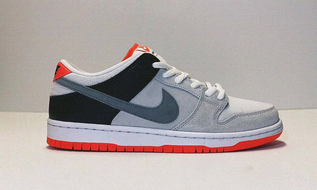 Nike SB Dunk Low Infrared: Official Images & Release Info