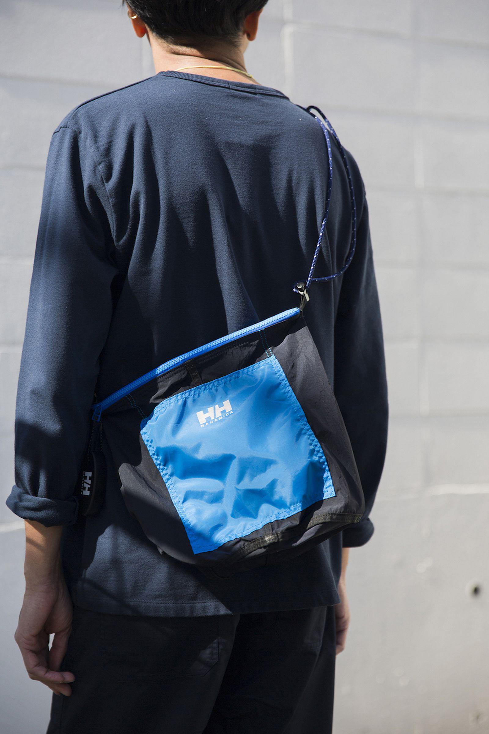 nanamica helly hansen shoulder bag