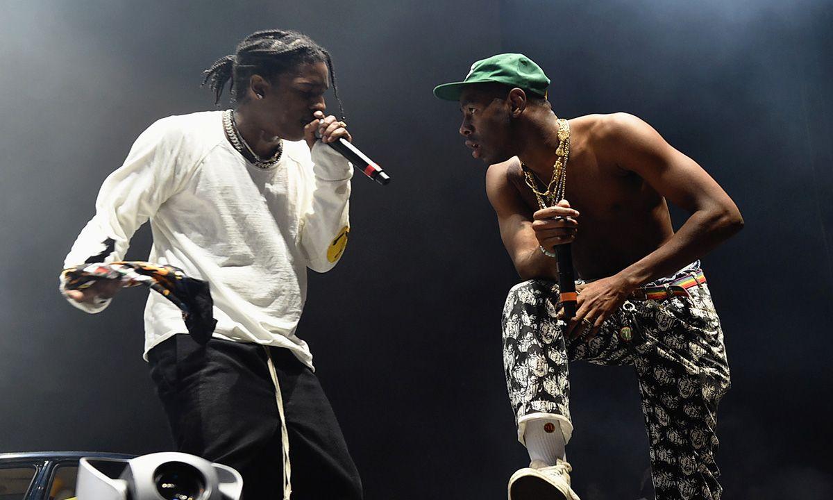 Nicki Minaj Amp Post Malone Join The Justice For Rocky