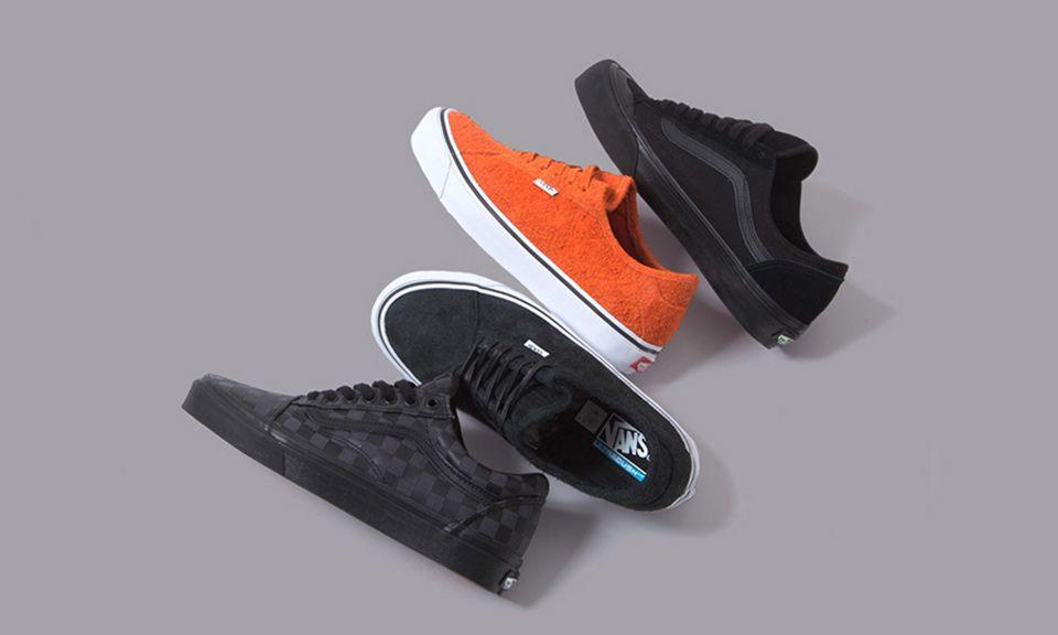 8f52ed900d8de6 Vans Fall 2018 Sneakers  Release Date