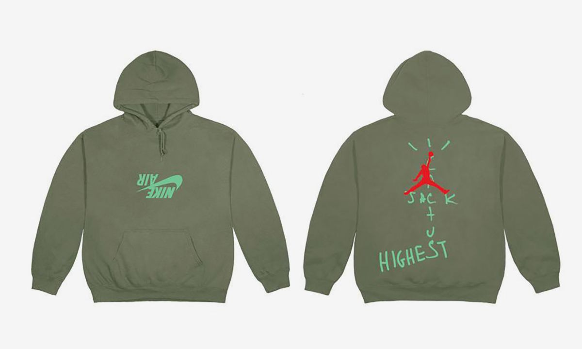 "Travis Scott Just Dropped Jordan Brand ""Highest in the Room"" Merch"