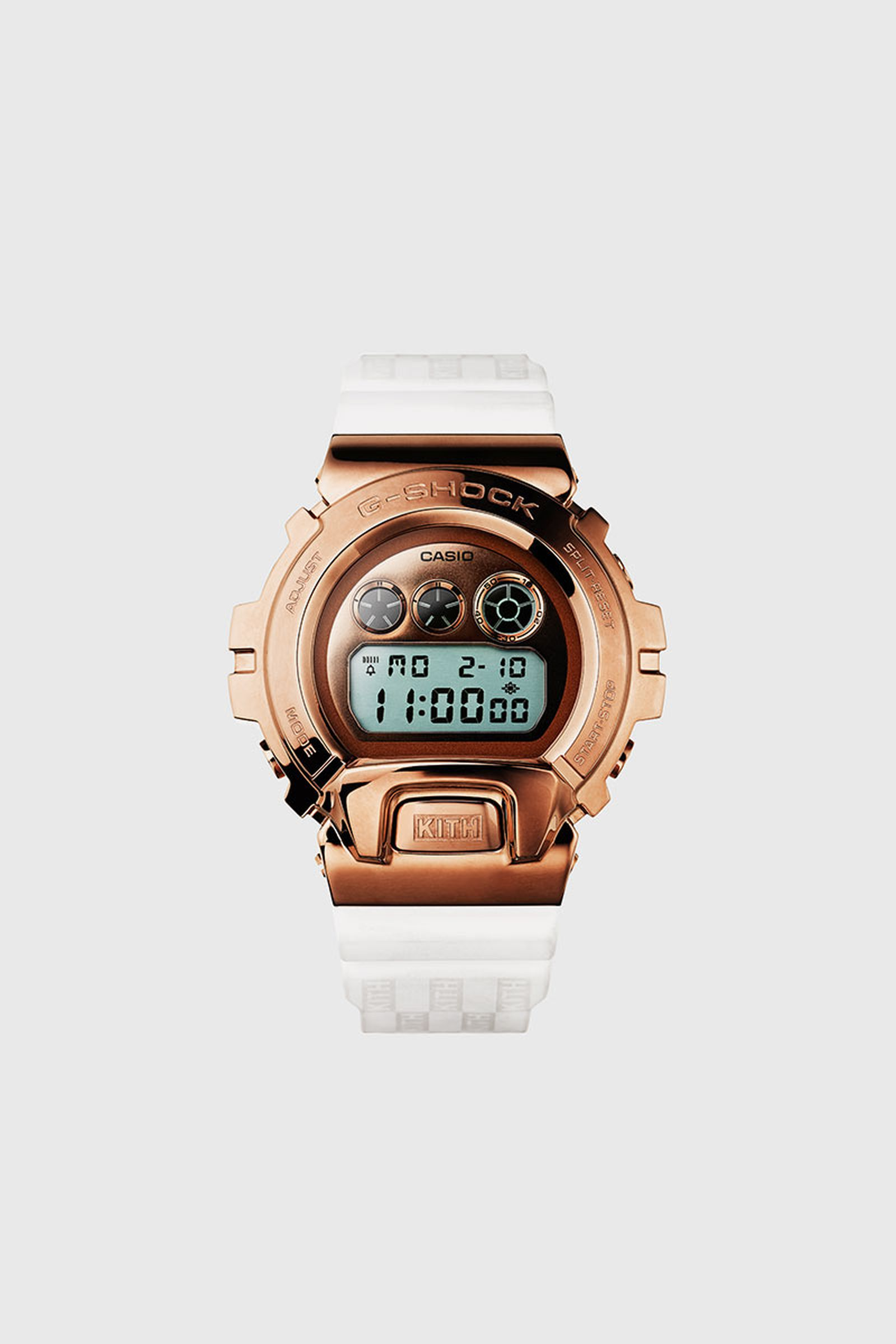 Kith and Casio G-SHOCK GM6900
