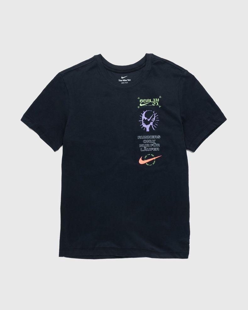 Nike x Highsnobiety – Dri-Fit Berlin T-Shirt Black