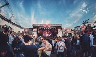 Announcing Our Partnership With Melt Festival 2018
