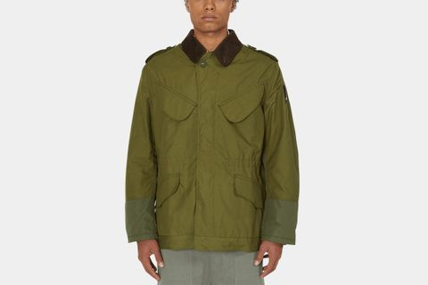 Ark Air Military Jacket