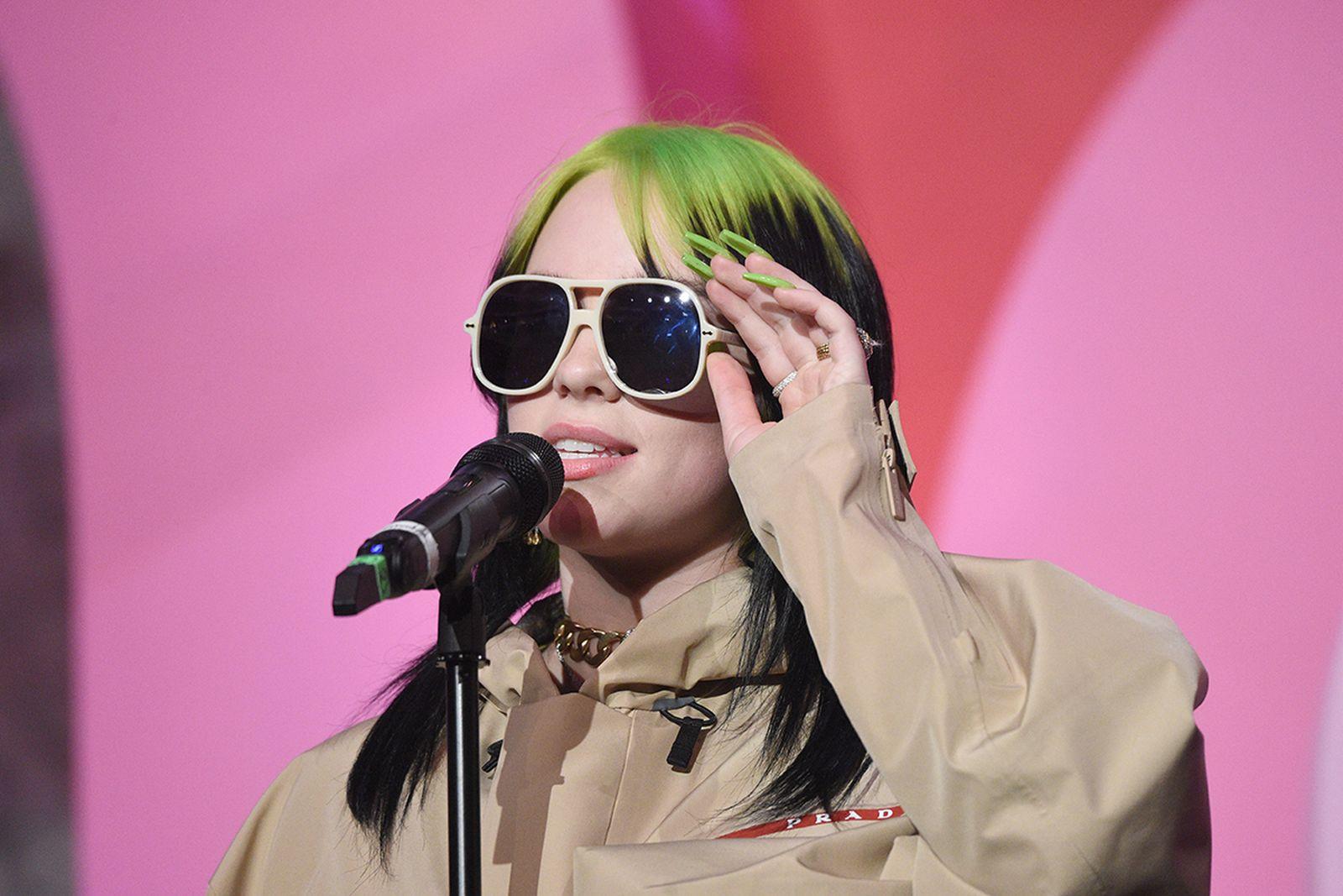 Billie Eilish sunglasses