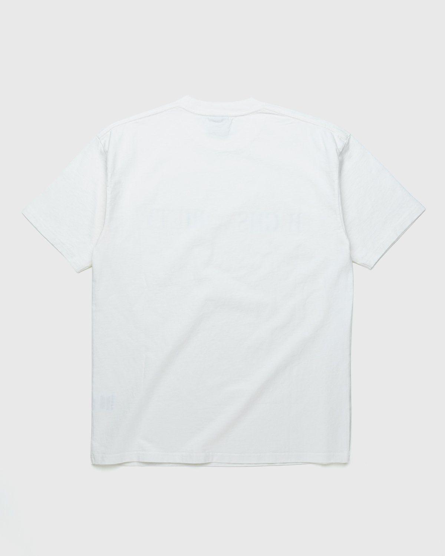 Highsnobiety – Rainbow T-Shirt White - Image 2
