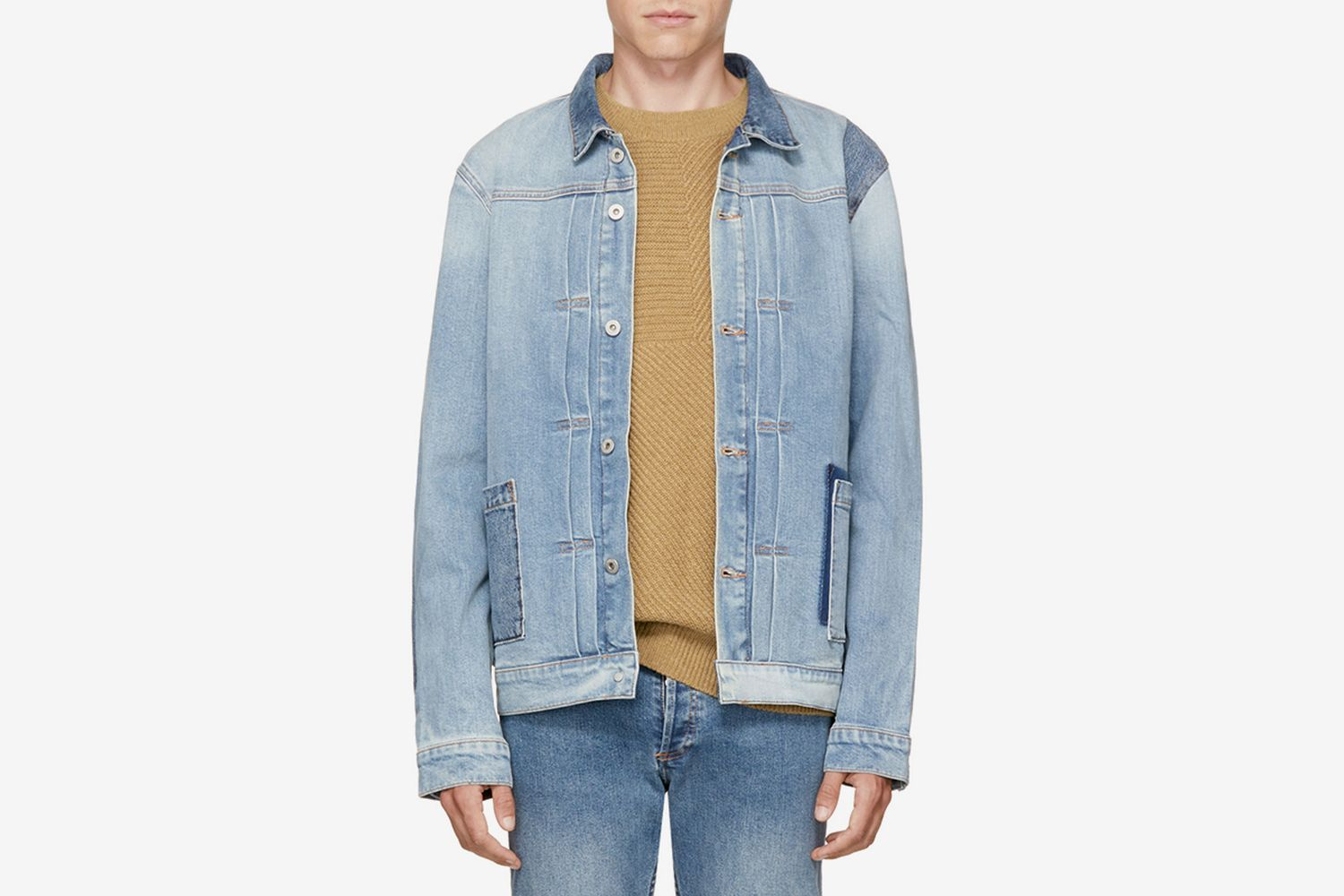 Denim Type II Worn Trucker Jacket