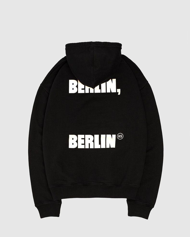 Berlin, Berlin - Hoodie Black