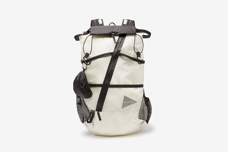 40L Nylon Backpack