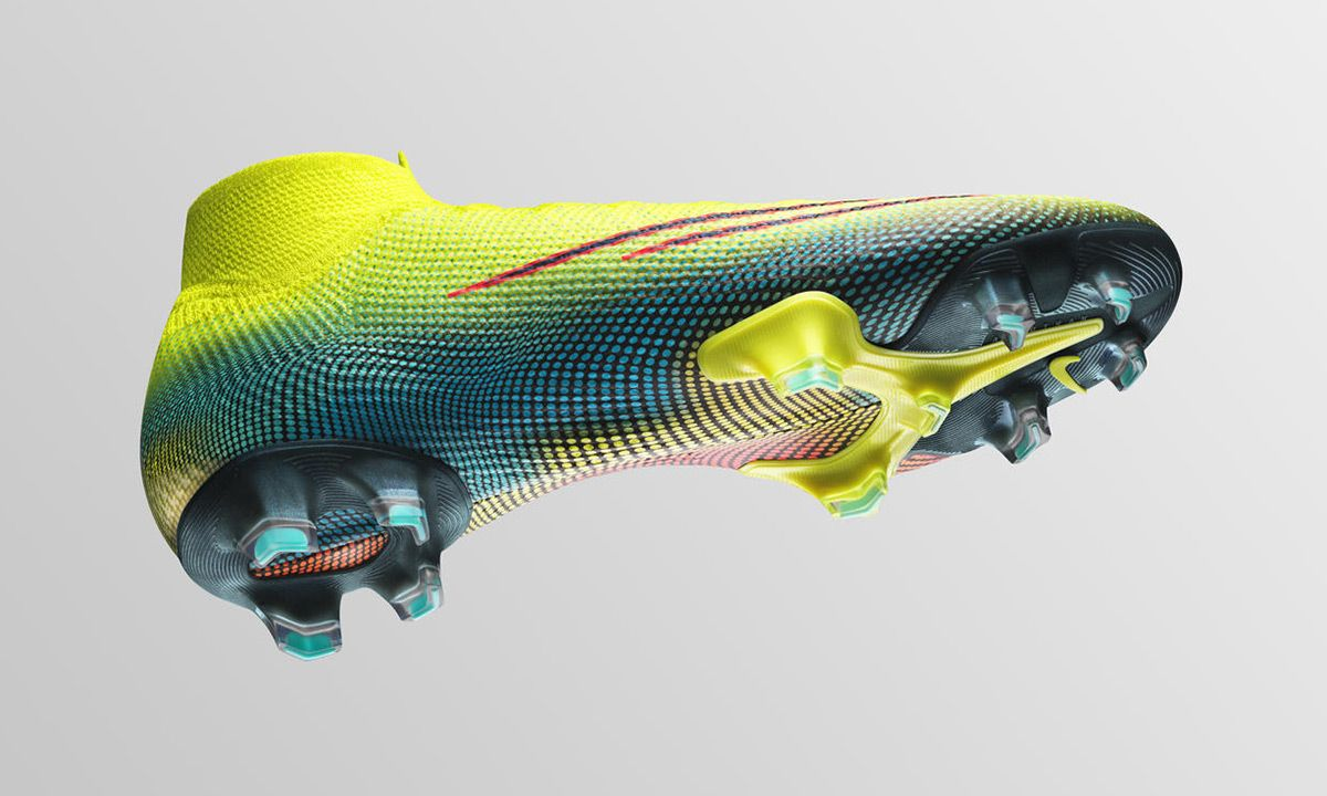 Cristiano Ronaldo's Latest Nike Mercurial Is Built for Pure Speed