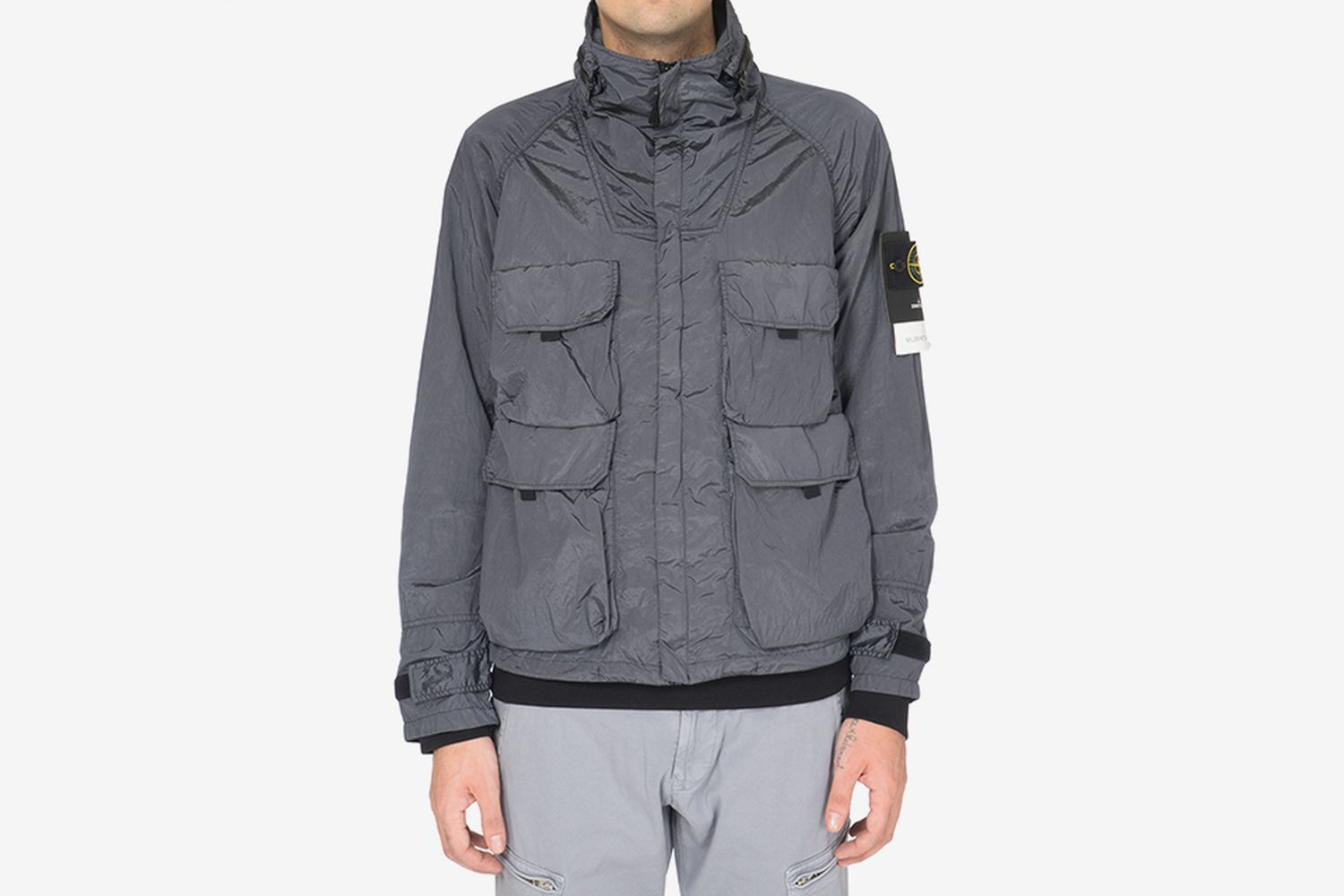 Nylon Metal Watro Field Jacket