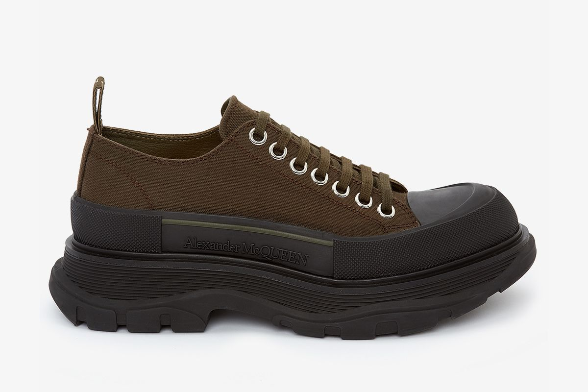 Alexander McQueen's $690 Tread Slick Is Business at the Top, Party on the Bottom 6