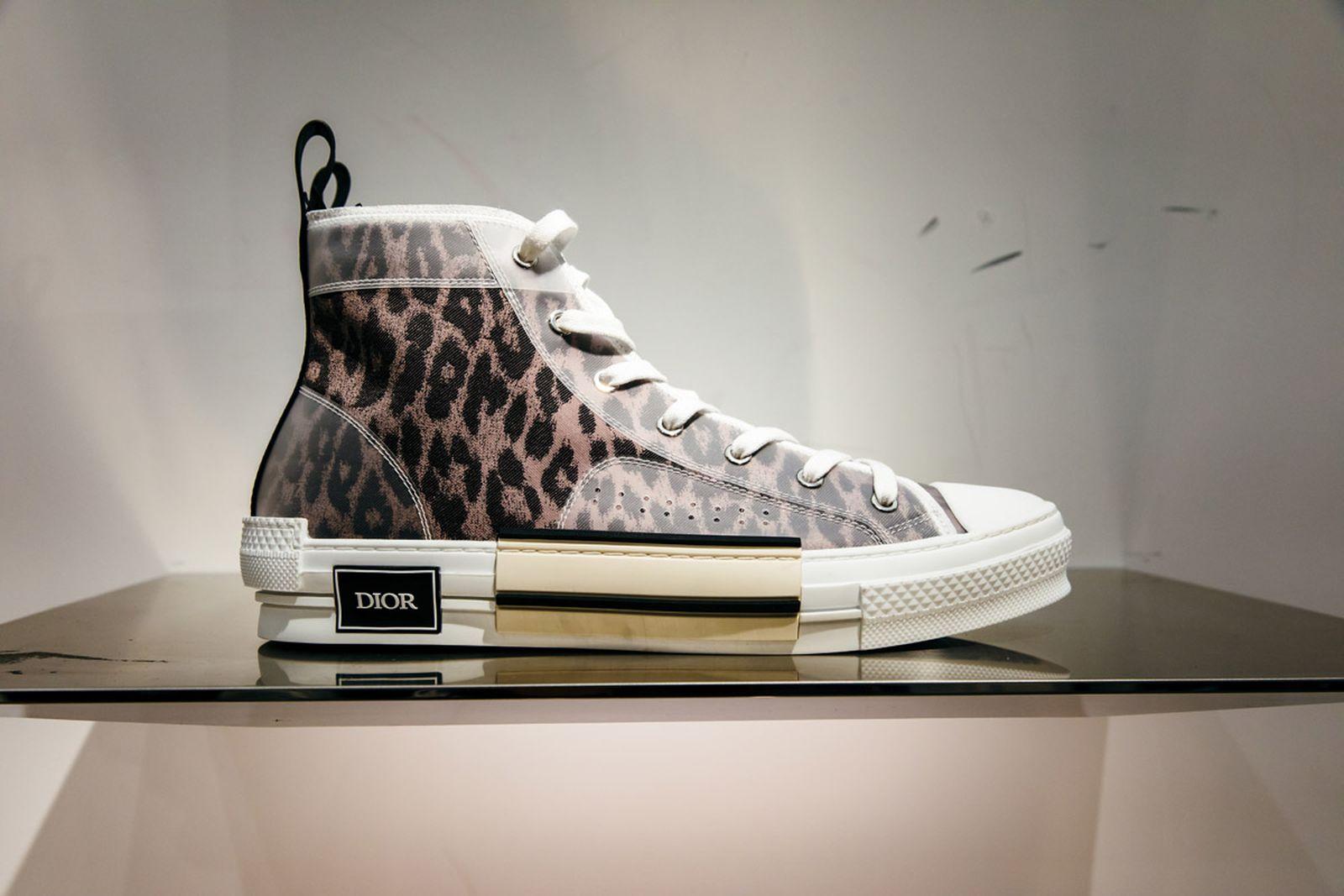 MFW19 Paris Dior ReSees Footwear JulienTell 08 kim jones pfw