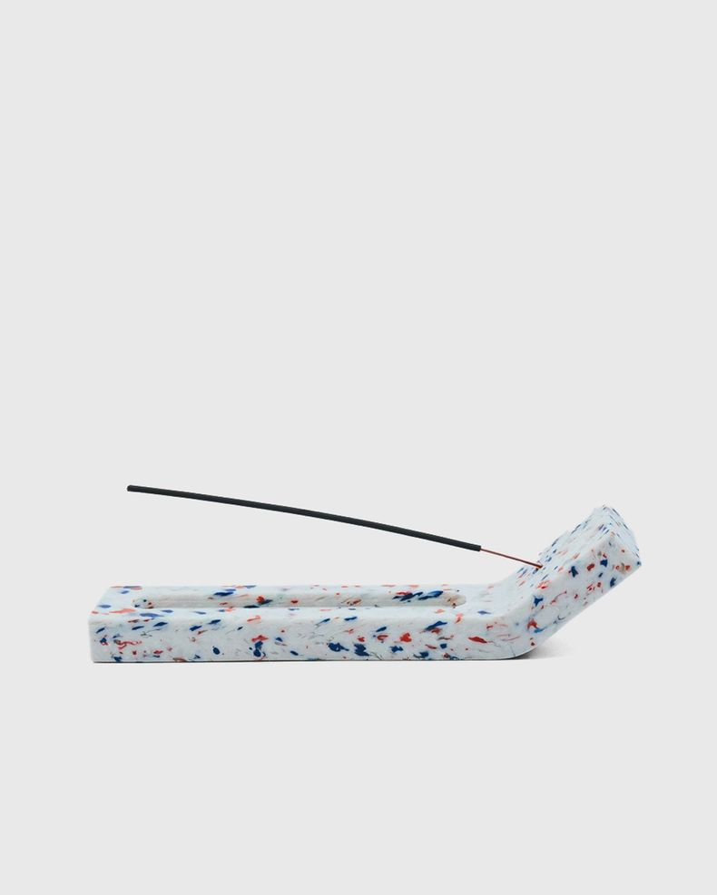 Space Available Studio - Incense Holder White