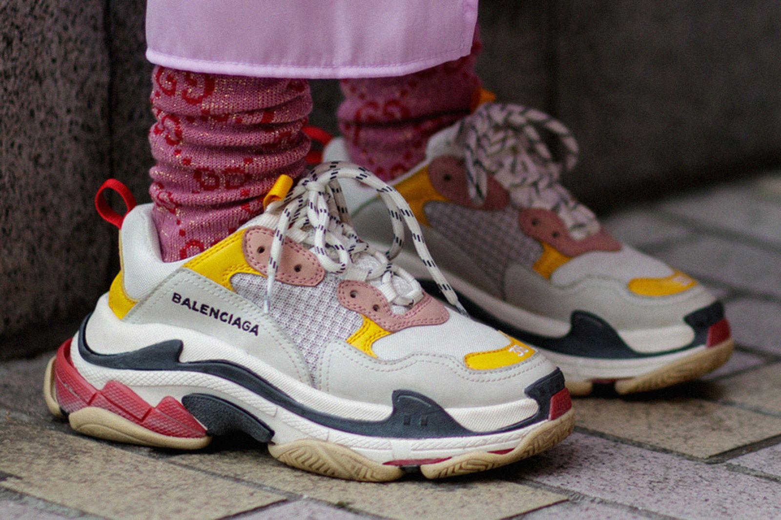 Chunky Sneakers Here S What Design Critics Think