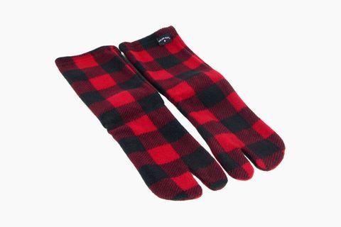 Polar Feet Warm Fleece Tabi Socks