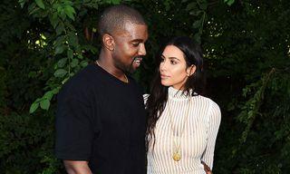 Kim Kardashian Says Kanye Changed 'ye' on the Way to the Wyoming Event