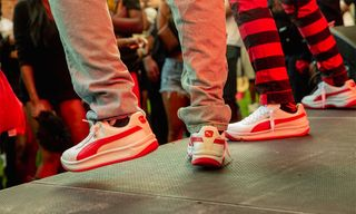 'PUMA Bloodlines' Hit Atlanta to Celebrate the Relaunch of the GV Special
