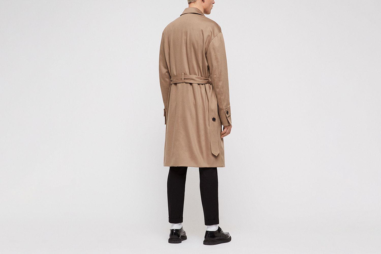 Reynolds Trench Coat