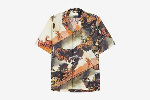 Gunslinger Printed Shirt
