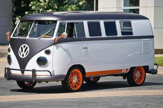 Vw Camper Van >> Volkswagen Unveils Type 20 Electric Camper Van Concept