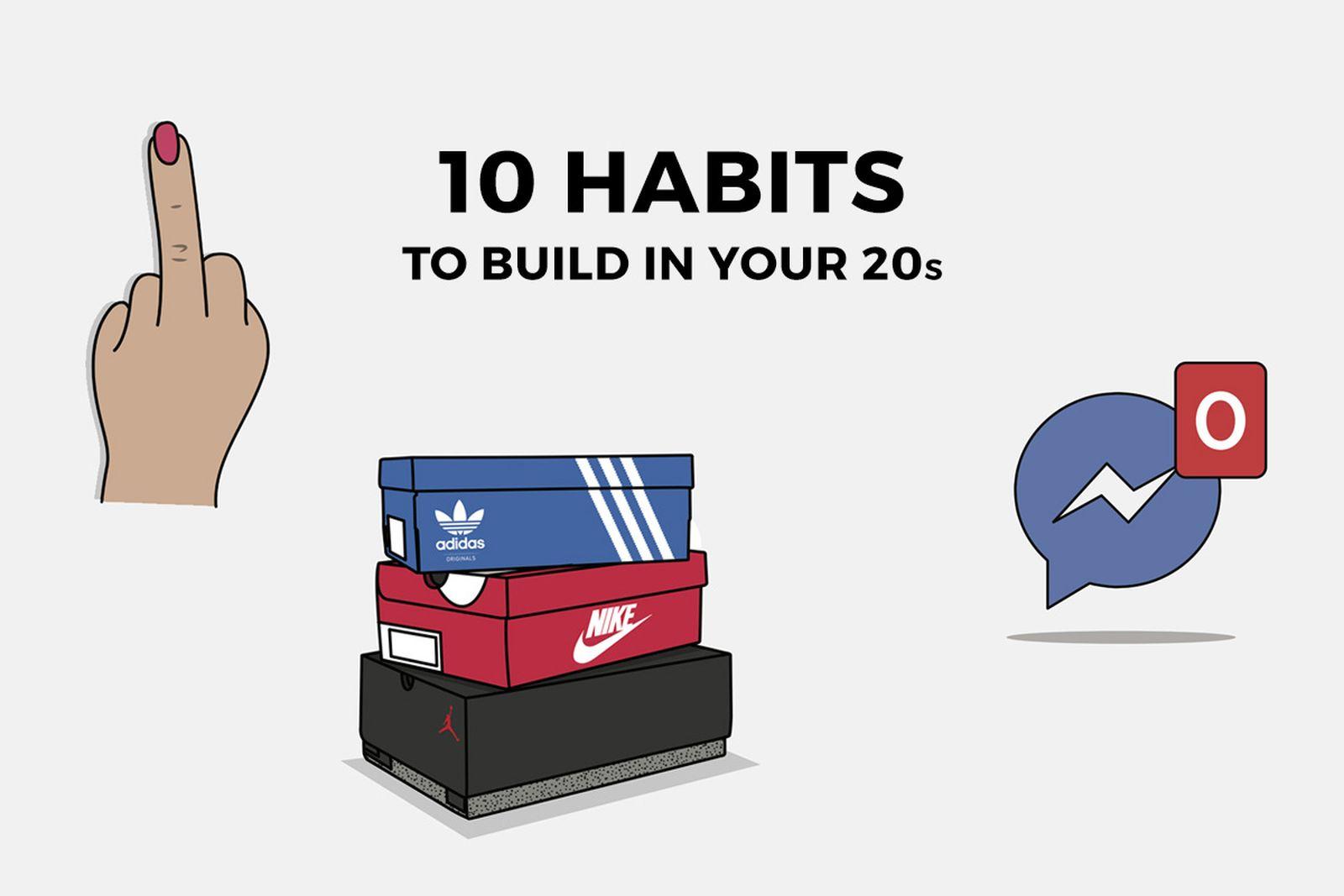 good habits 20s main Coursera Side Hustle Nation