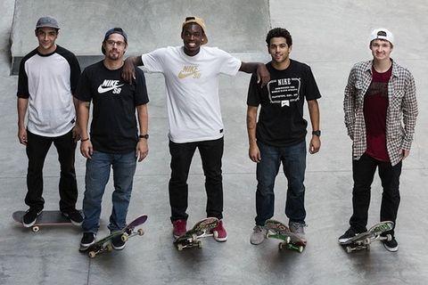 ec220e835977 Check Out Nike s SB 360º Skate Video Now