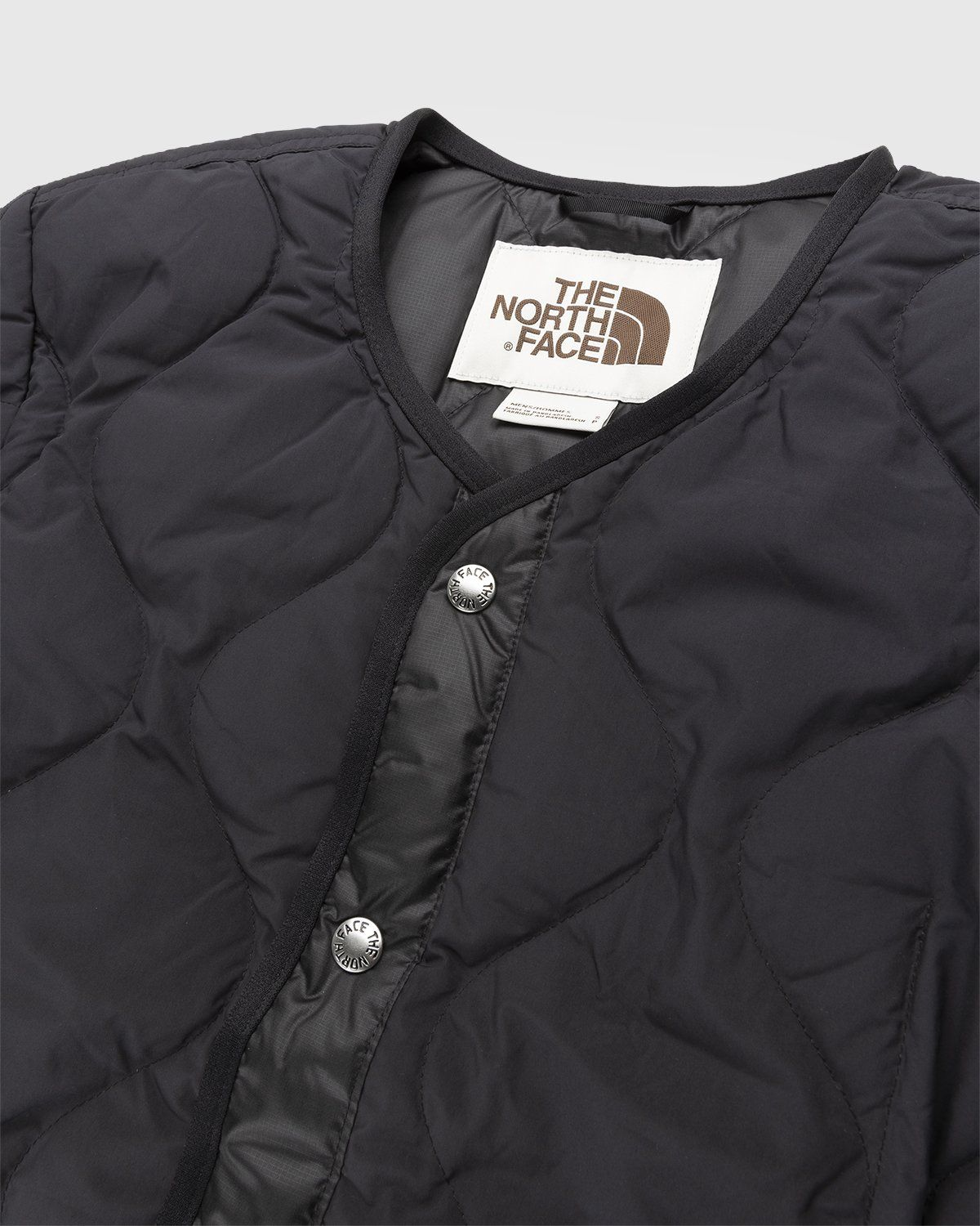 The North Face – M66 Down Jacket Black - Image 3