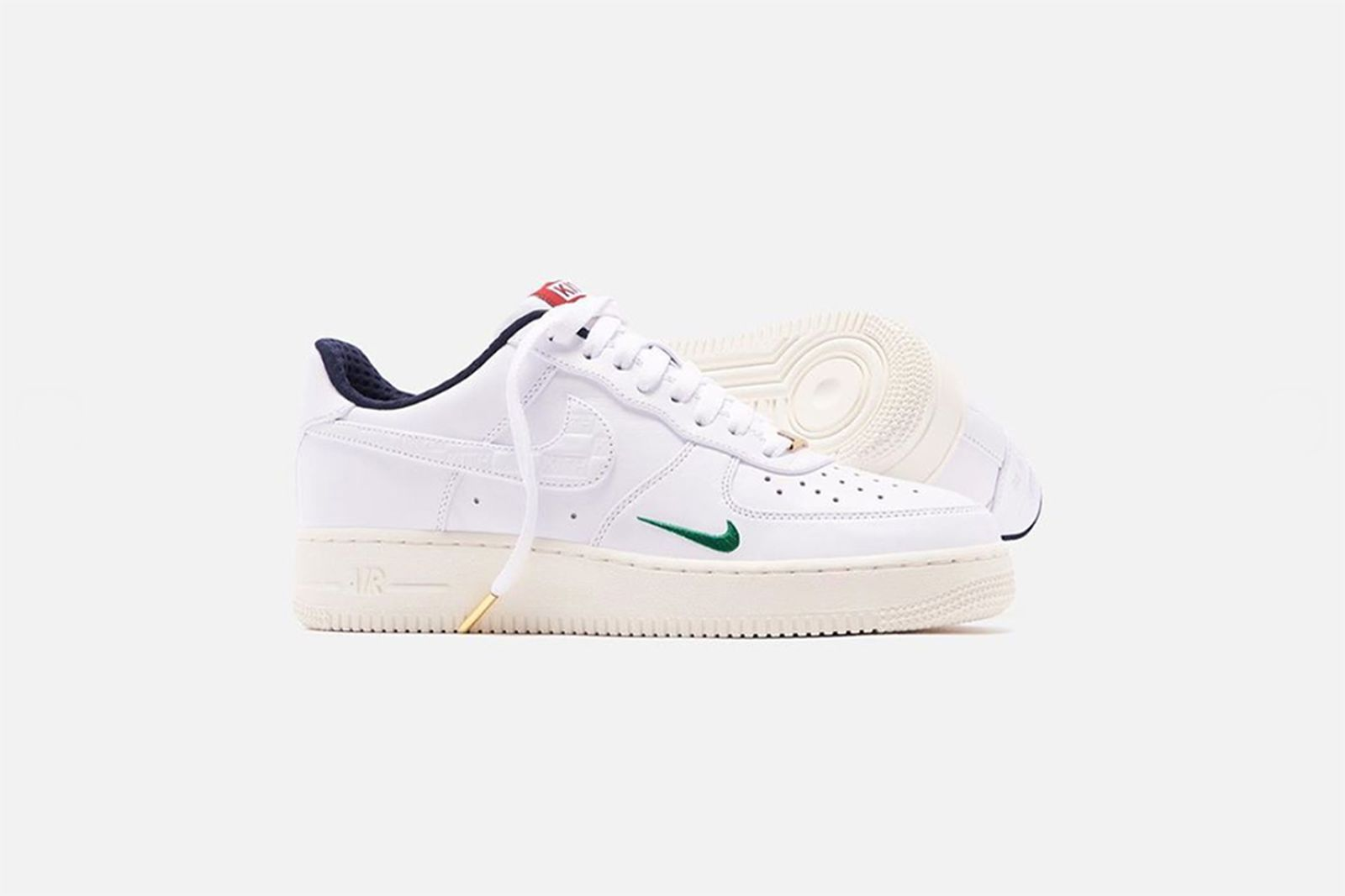 KITH x Nike Air Force 1 Raffle: Official Info