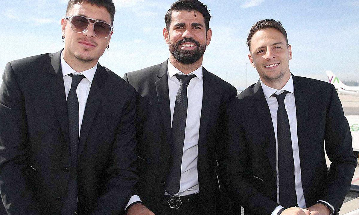 Atlético Madrid's Latest Signing Is, erm, Philipp Plein | Highsnobiety