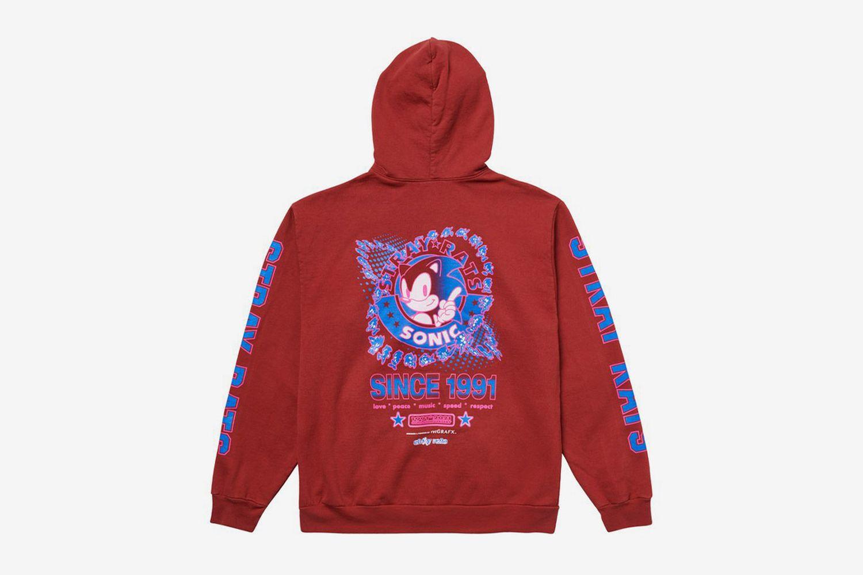 Sonic Orbit Zip Hoodie