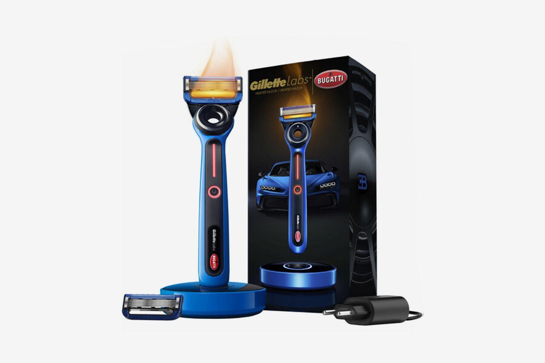 Bugatti Special-Edition Heated Razor