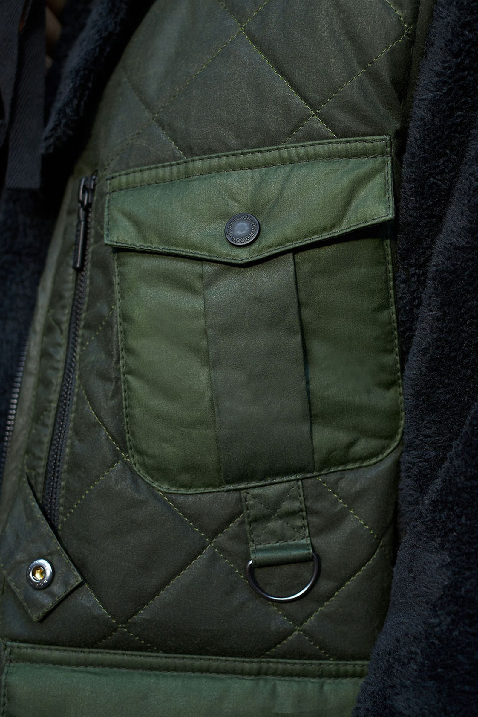 END Barbour Re- Engineered collection