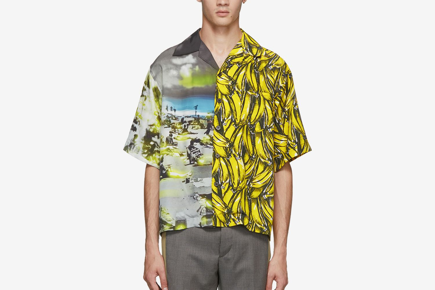 Bananas & Cartoon Shirt