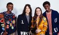 Richard Malone and Emily Bode Talk International Woolmark Prize Wins