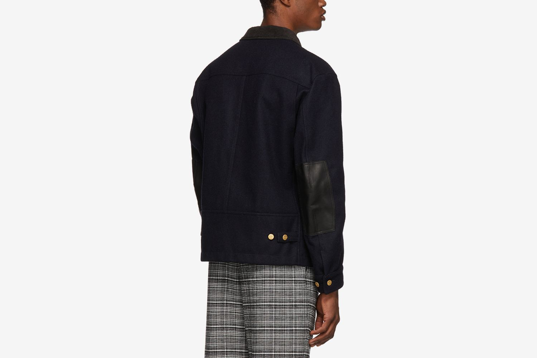 Melton Jacket