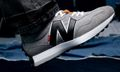 Levi's Denim Hits the New Balance 327