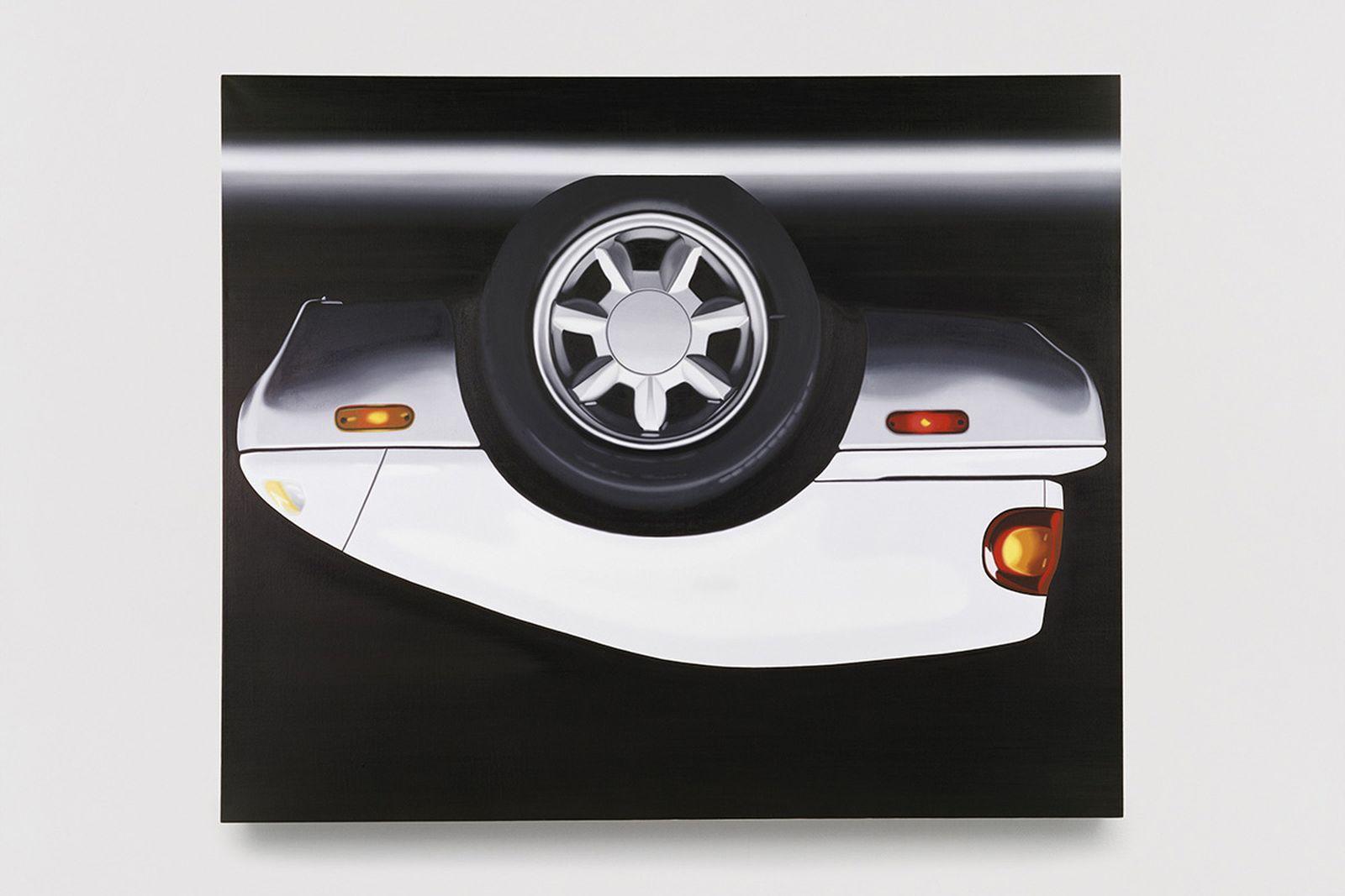 Single Wheel Miata, 1990