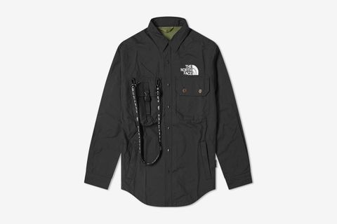 Coach Shirt Jacket