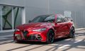 Alfa Romeo's 540-Horsepower Giulia Quadrifoglio GTA Is Ready to Hit the Track