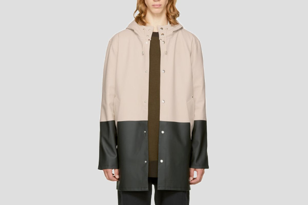 Exclusive Stockholm Raincoat