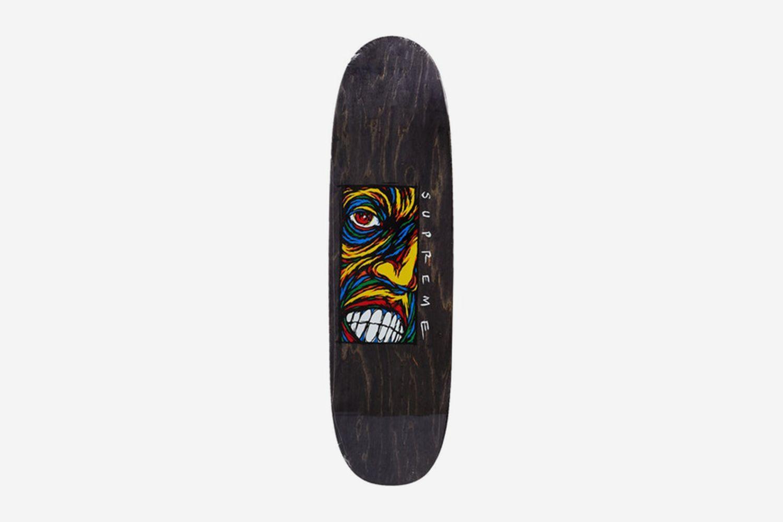 Disturbed Skateboard Deck