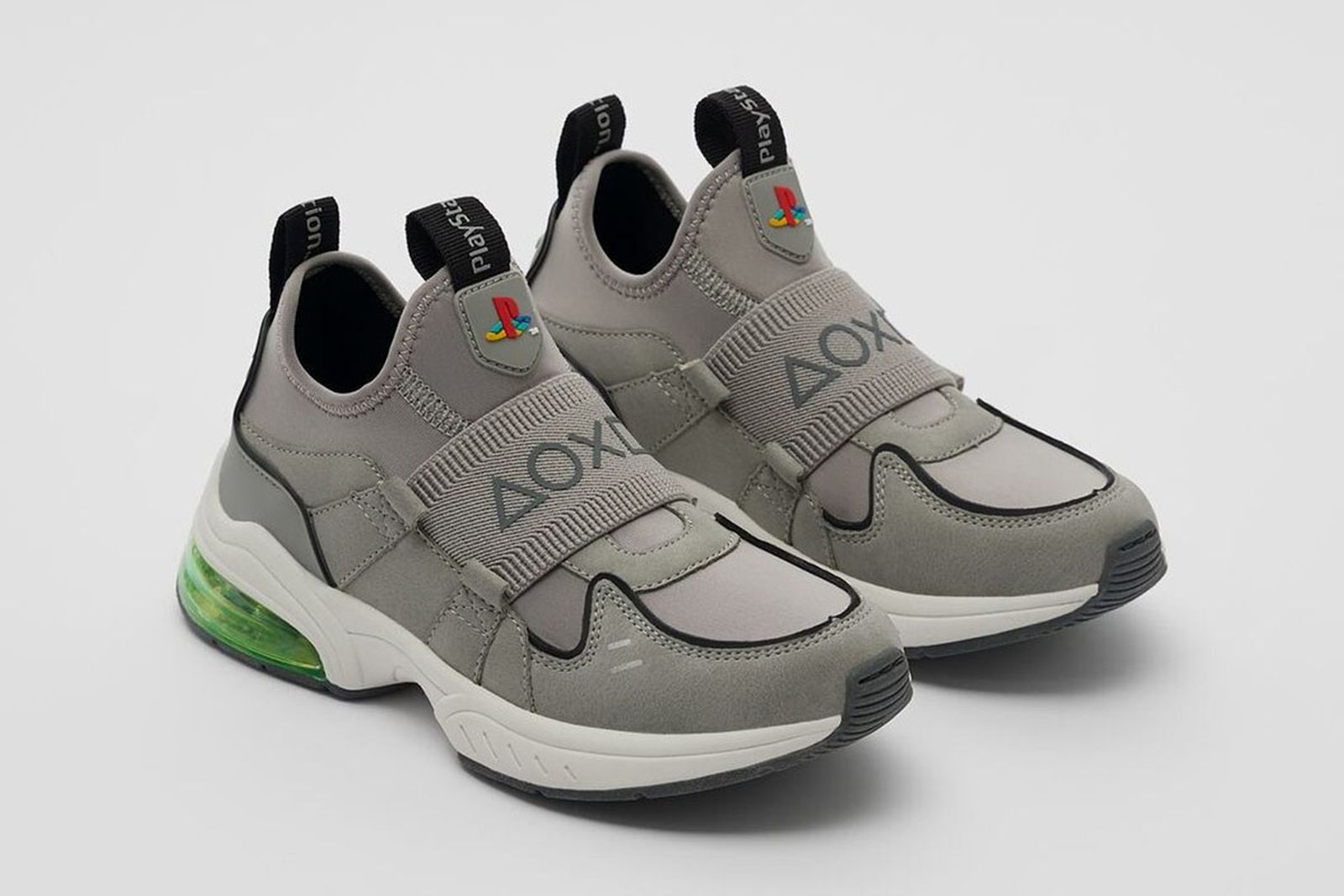sony x Zara sneaker