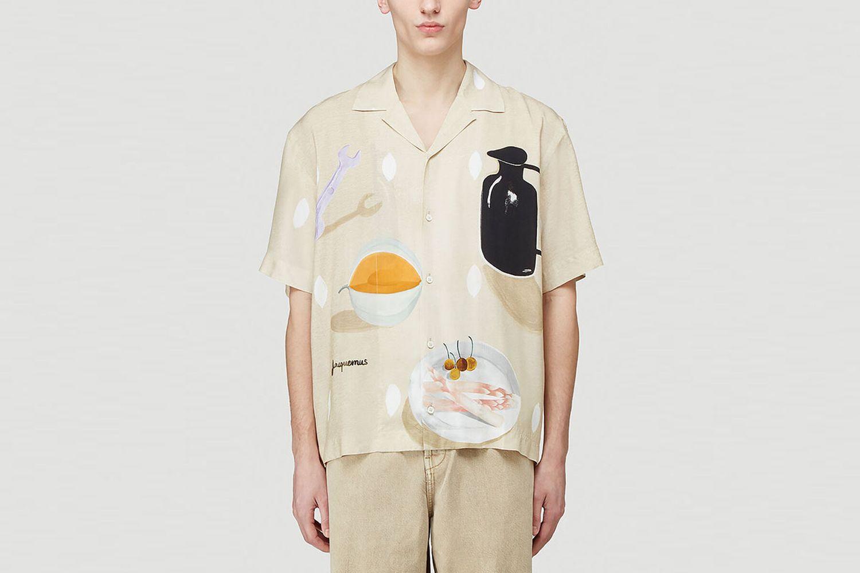 La Chemise Jean Shirt