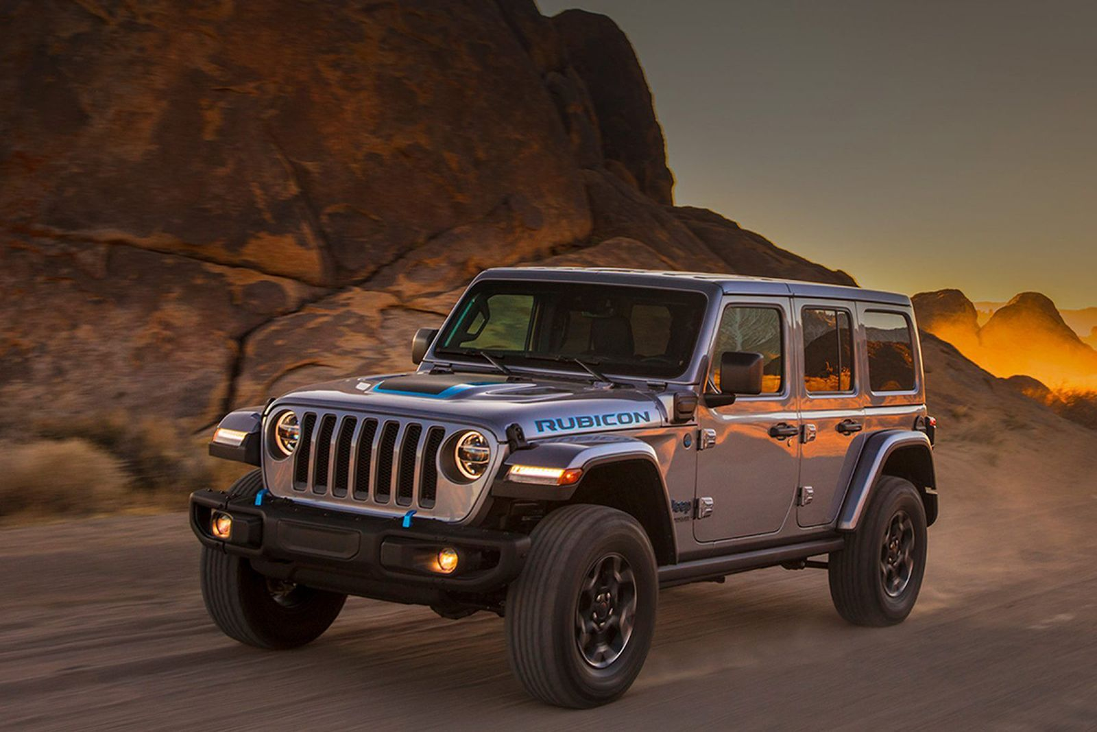 Jeep S Electric Wrangler Signals A Green Future For Off Roading