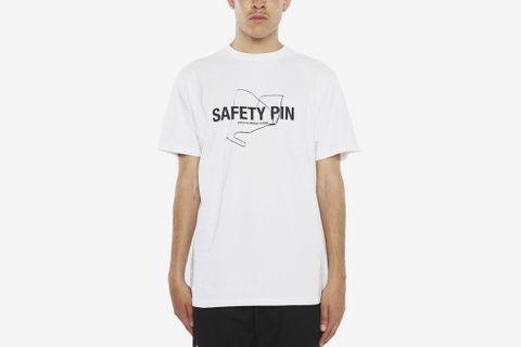 Safety Pin T-Shirt