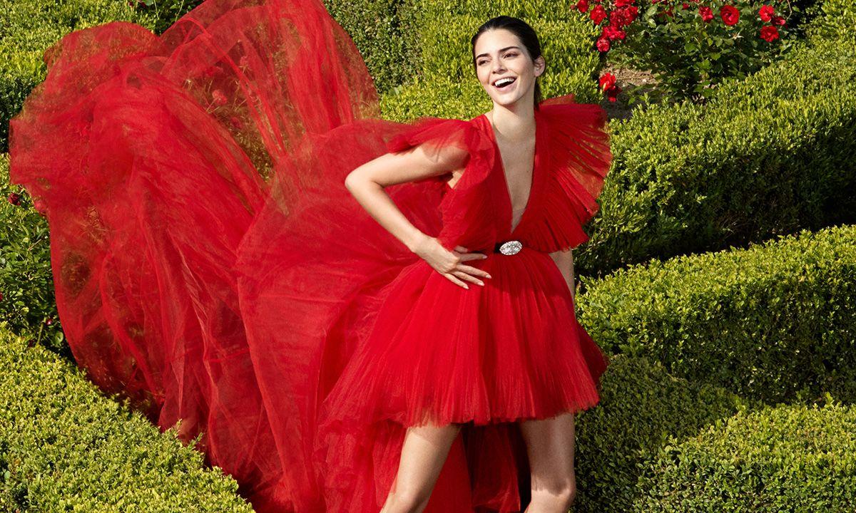 Kendall Jenner Stars in H&M x Giambattista Valli Campaign